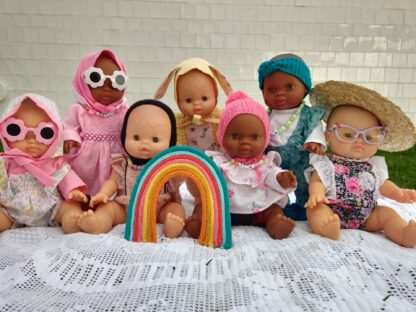 Tic Tac Dolls